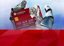 InstaForex Benecard Kartu Debit