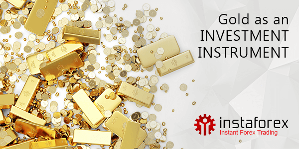 Gold as Investment Instrument