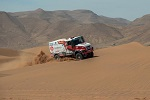 Rally OiLibya of Morocco - photos of the tests