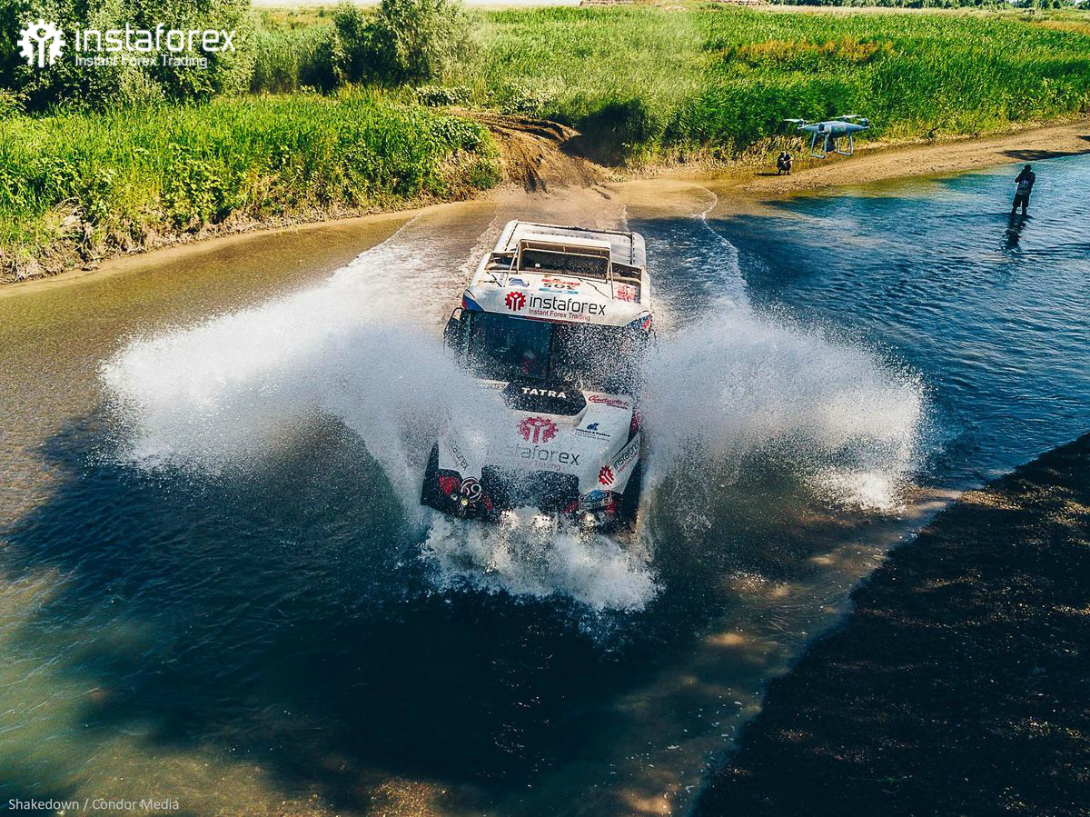 Silk Way Rally 2017