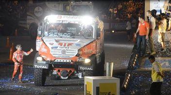 Dakar 2014: Stage 1