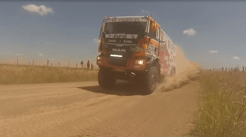 Dakar 2015: Stage 1