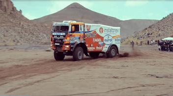 Dakar 2015: Stage 10