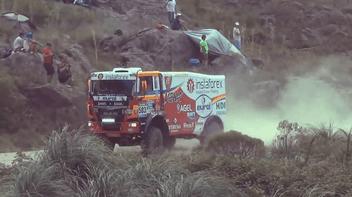 Dakar 2015: Stage 12