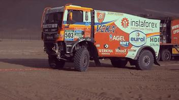 Dakar 2015: Stage 6