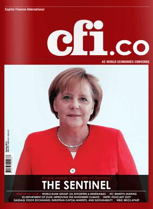 Majalah Capital Finance International - Musim Semi 2015