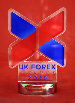 Best Forex Cryptocurrency Trading Platform 2018 by UK Forex Awards