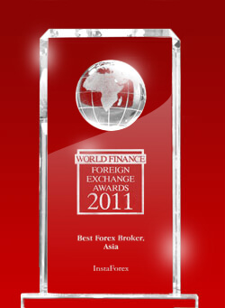 World Finance Awards 2011 – Broker Terbaik di Asia