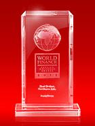 Broker Terbaik di Asia Utara dari World Finance Awards 2013