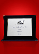 Broker Forex Terbaik di Asia dari IAIR Awards