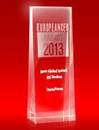 Broker Ritel Terbaik tahun 2013 menurut European CEO Awards