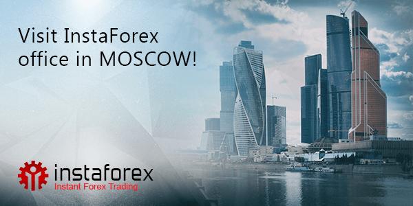 Kantor InstaForex di Moscow