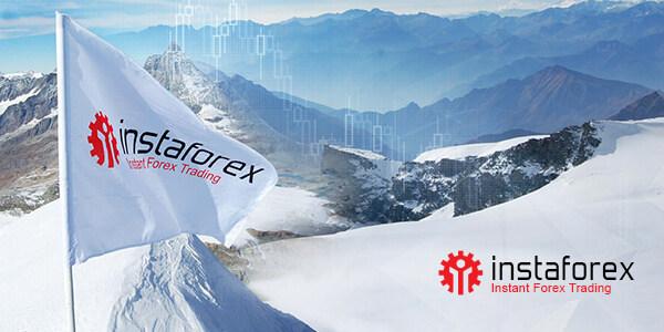 Trading di puncak bersama InstaForex!