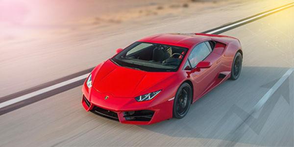 Lamborghini untuk Klien